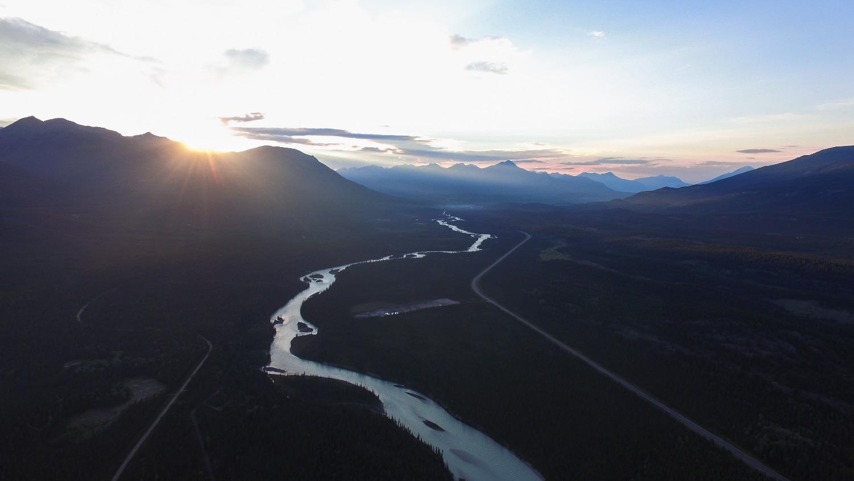 [航拍+OSMO3分钟小短片] 加拿大 房车之旅